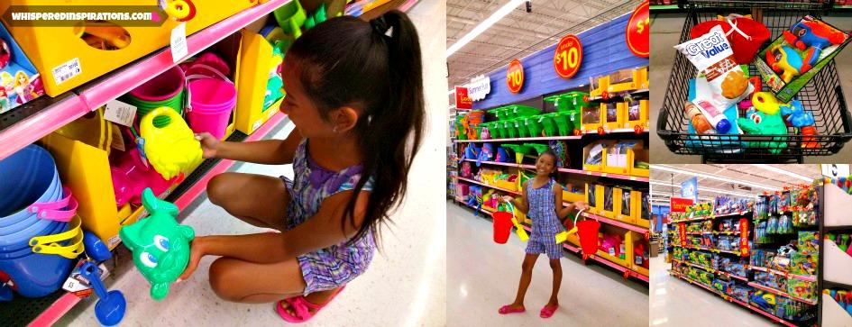 Walmart-Collage