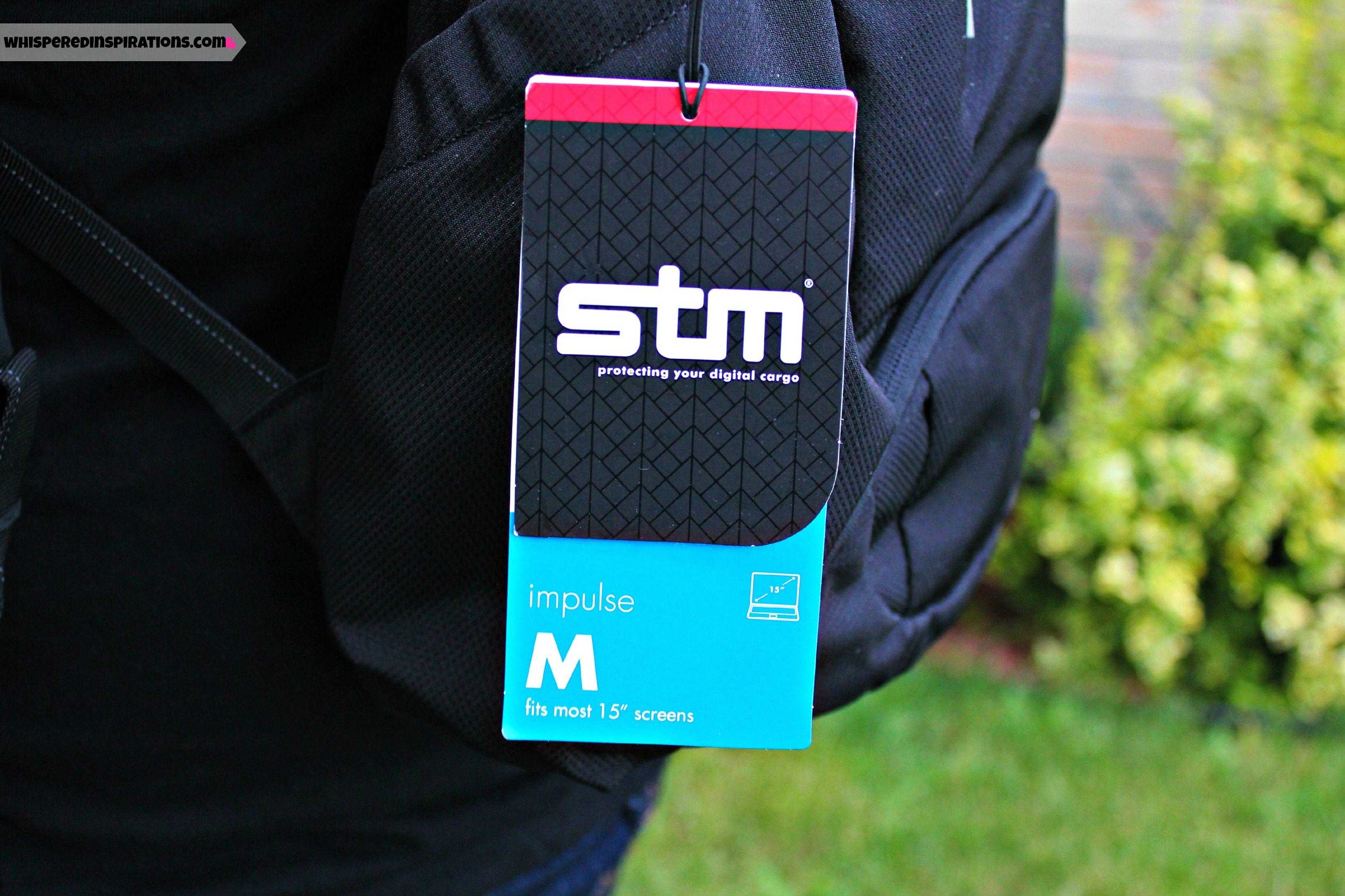 STM Bags Laptop Backpacks and Cable Wraps: They Will Make Your Life Easier and More Accessible! #technology