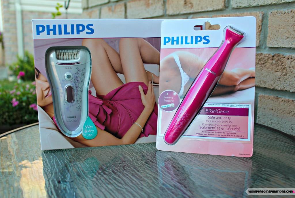 Бикини-триммер Philips