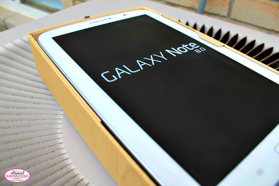 The @TELUS Samsung Galaxy Note 8.0 Tablet: Helping Us Navigate, Capture Moments and Stay Connected On the Go! #technology