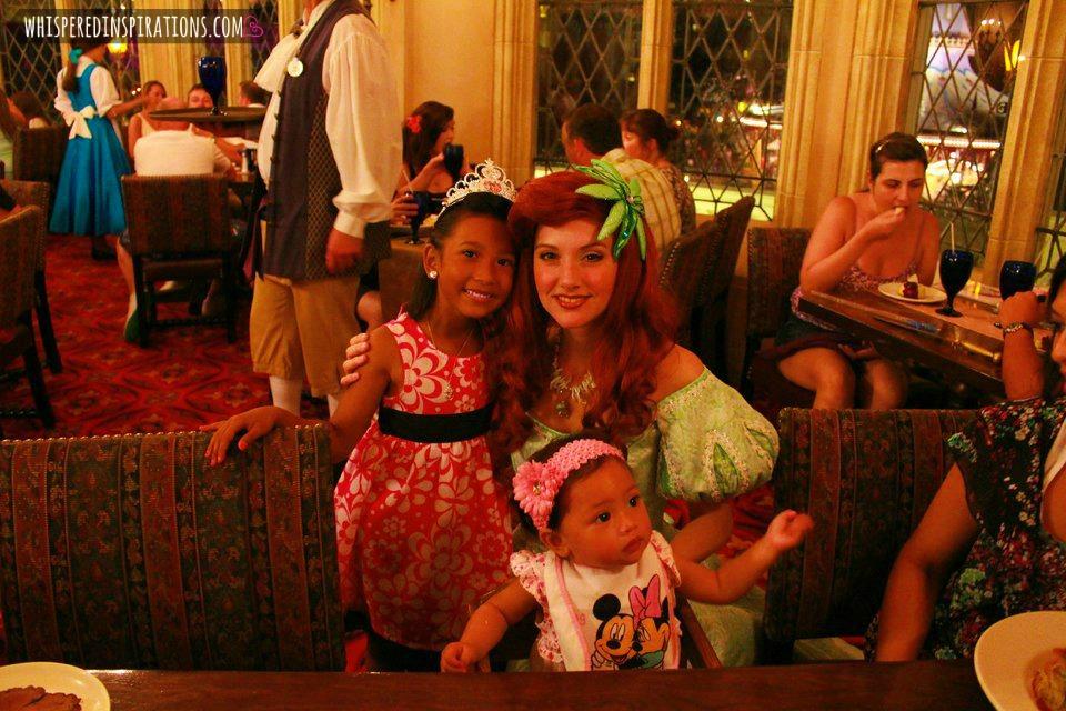 Gabs-Ariel-Disney