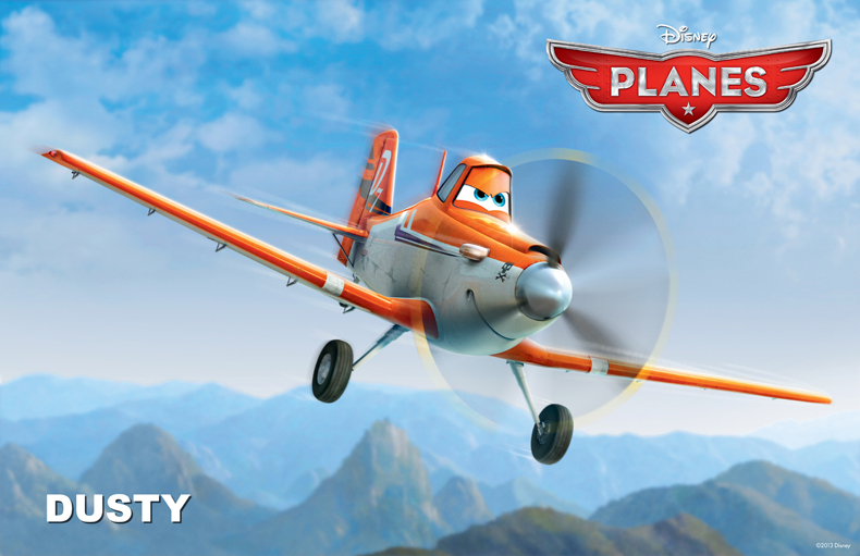 Disney PLANES Blu-ray Combo Pack is Coming On November 19th! #disney