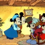 Mickey's Christmas Carol: 30th Anniversary Special Edition Blu-Ray Combo Pack Giveaway! #disney