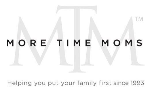 More Time Moms logo