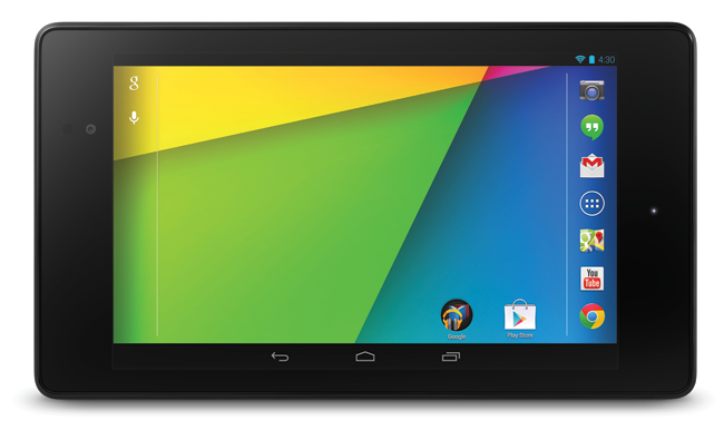 The Google Nexus 7 Tablet by ASUS from @StaplesCanada: Sleek, Powerful and Affordable. #tech