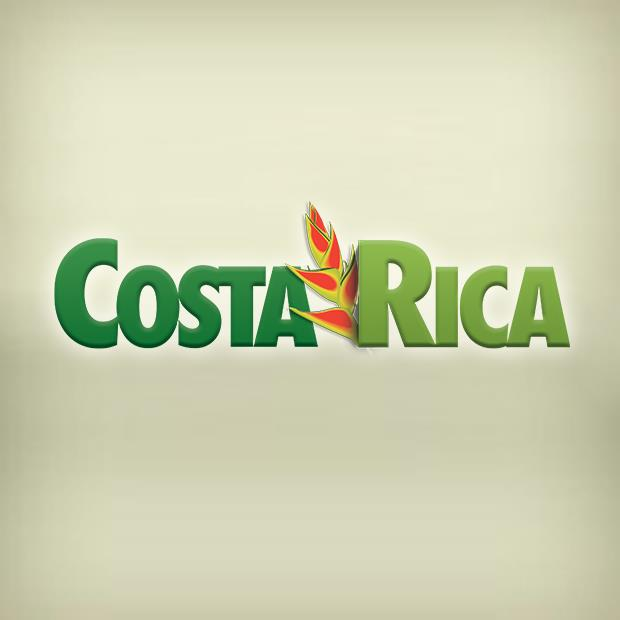 The Costa Rica logo.