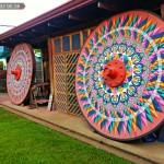 Visiting Costa Rica: The Sarchi Fabrica de Carretas Eloy Alfaro for Coffee & Souvenirs. #GiftOfHappiness