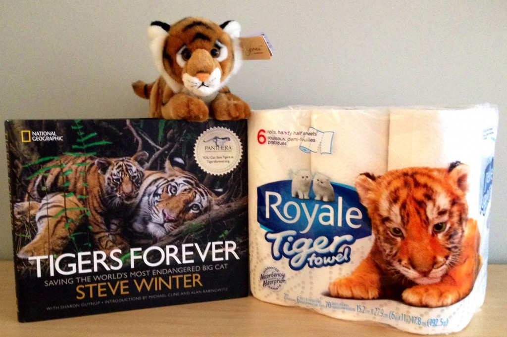 Tiger Towels Prize Pack