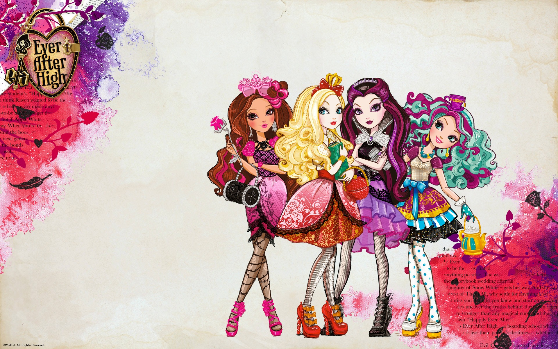 Ever After High: Promoting Independence, Leadership & Seeing It In My Daughter. Are Your Kids Royals or Rebels? #SearsMom