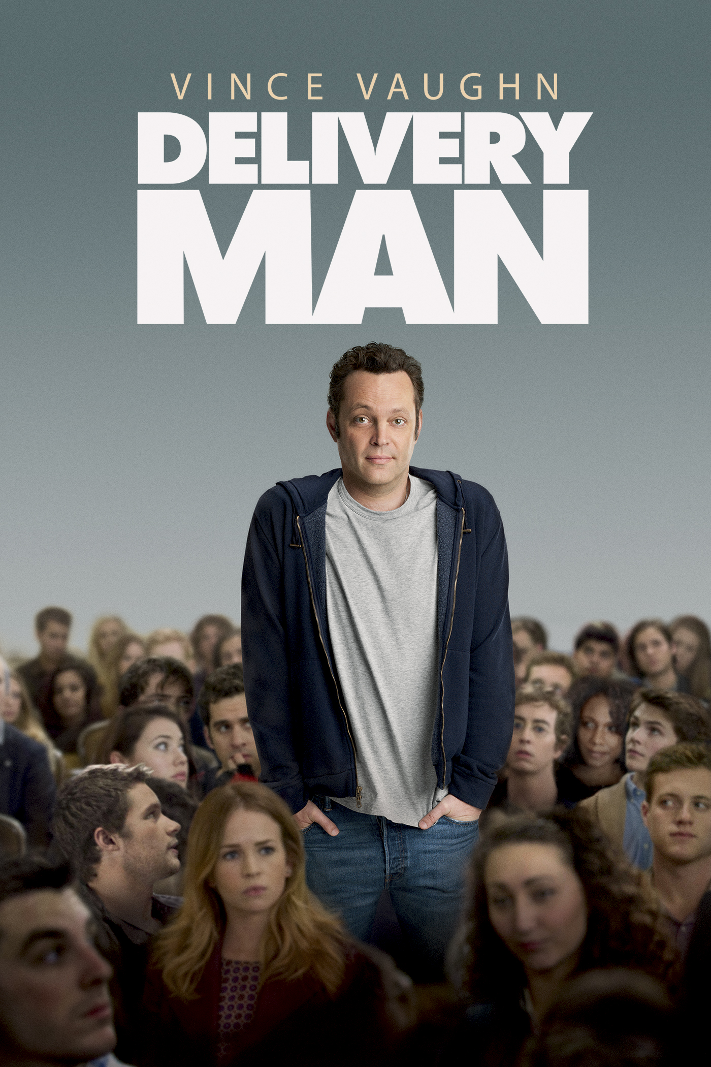 Delivery Man Blu-Ray DVD Review: A Heartwarming Comedy of Self-Discovery.