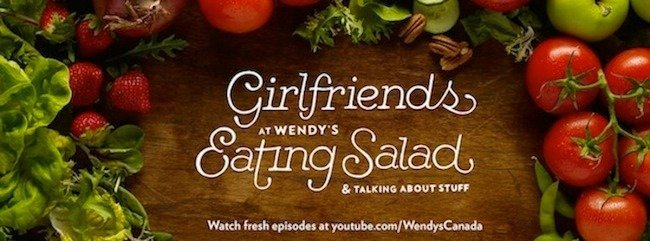 Wendy's New Salad Collection: Lunch Date with My BFF & Enjoying the NEW BBQ Ranch & Asian Cashew Chicken Salads! #NewSaladCollections #Wendys