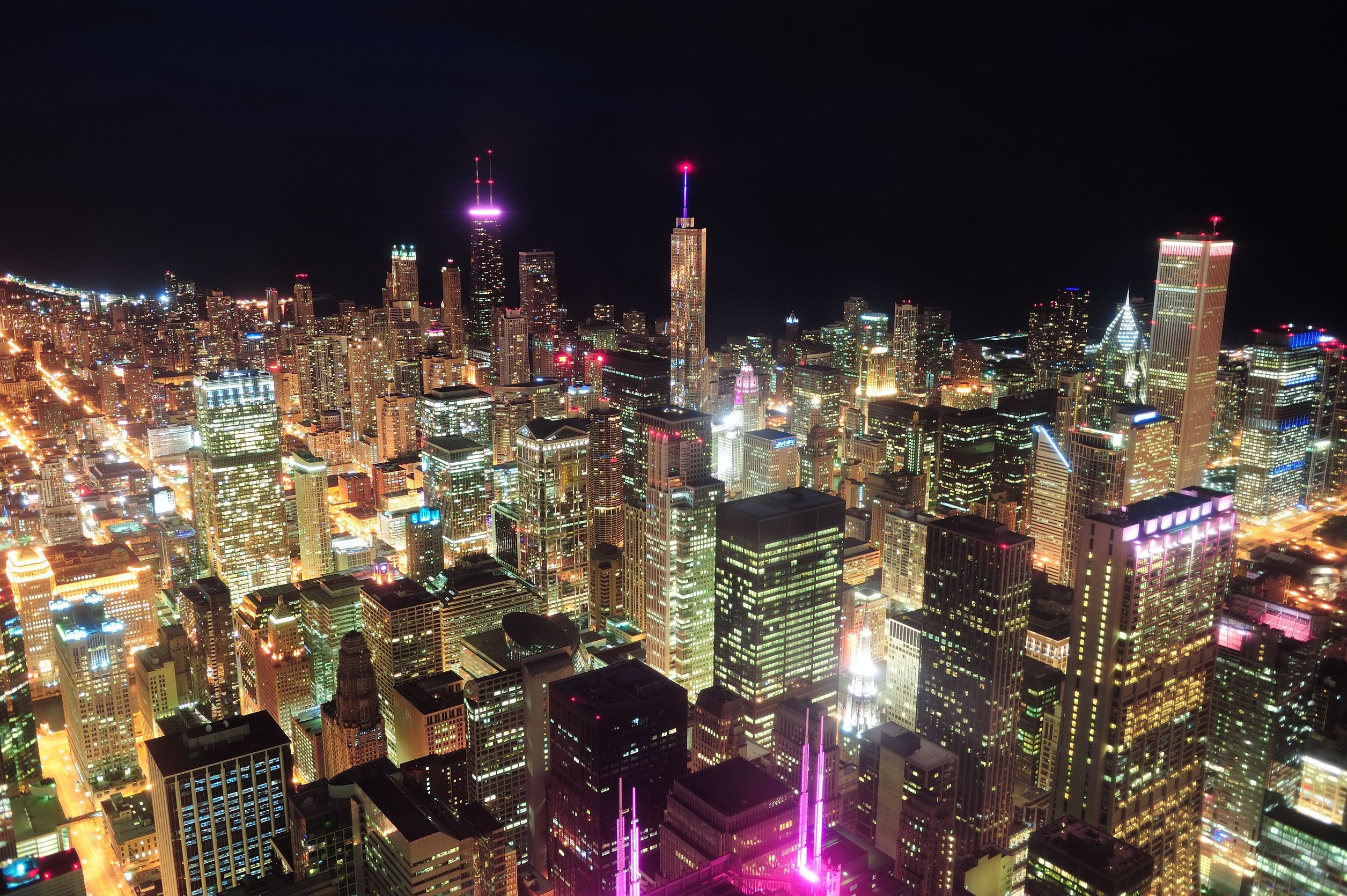 Chicago's Diverse Entertainments: Live Shows, Jazz, Comedy and More! #travel