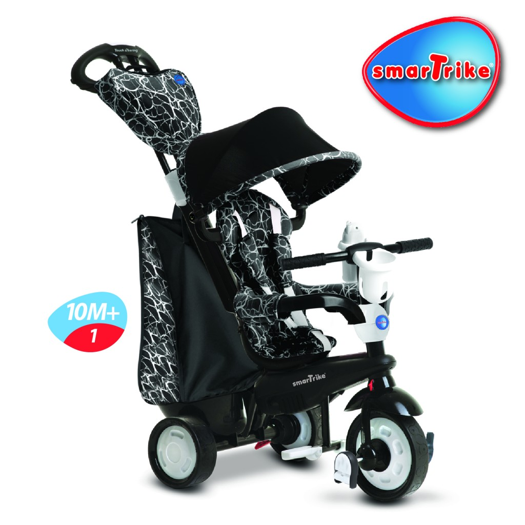 Smartrike 4 In 1 Touch Steering Chic Tricycle Enter To