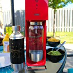 Entertaining with SodaStream: Helping My Family Enjoy the Outdoors and Take the Party with Us– All Summer Long! #BubblesMyWay
