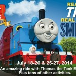 I'm Going to Day Out with Thomas: The Thrill of the Ride Tour 2014! Get Your Tickets NOW! #DayWithThomas