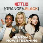 Netflix Canada: Orange is The New Black and ME Time. #StreamTeam