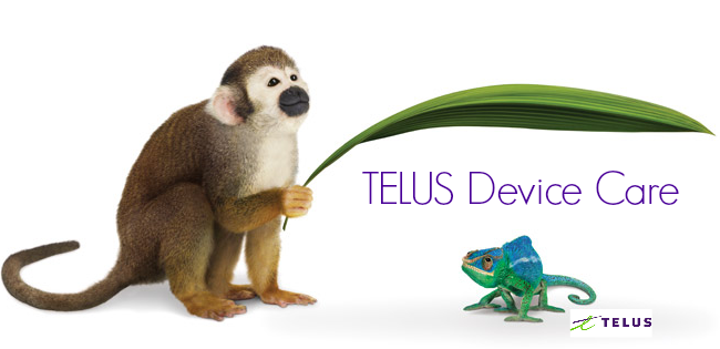 TELUS Device Care and Device Care Premium: Protect Your Phone and Have Peace of Mind for Only $6/Month. #tech