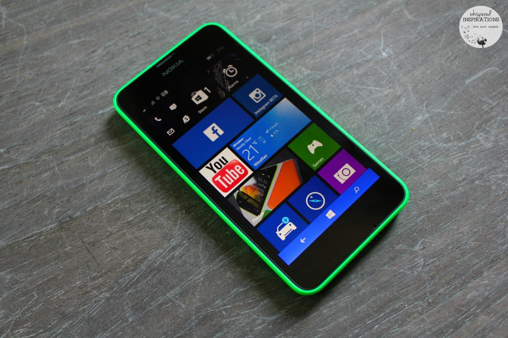 Nokia Lumia 635: Affordable. Productive and Dependable. #NokiaBTS