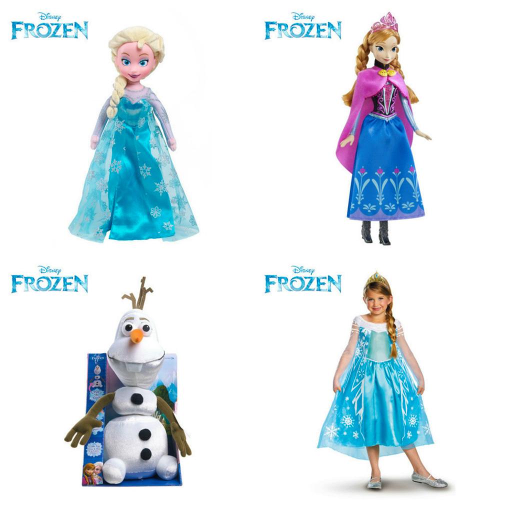 Frozen-Toys