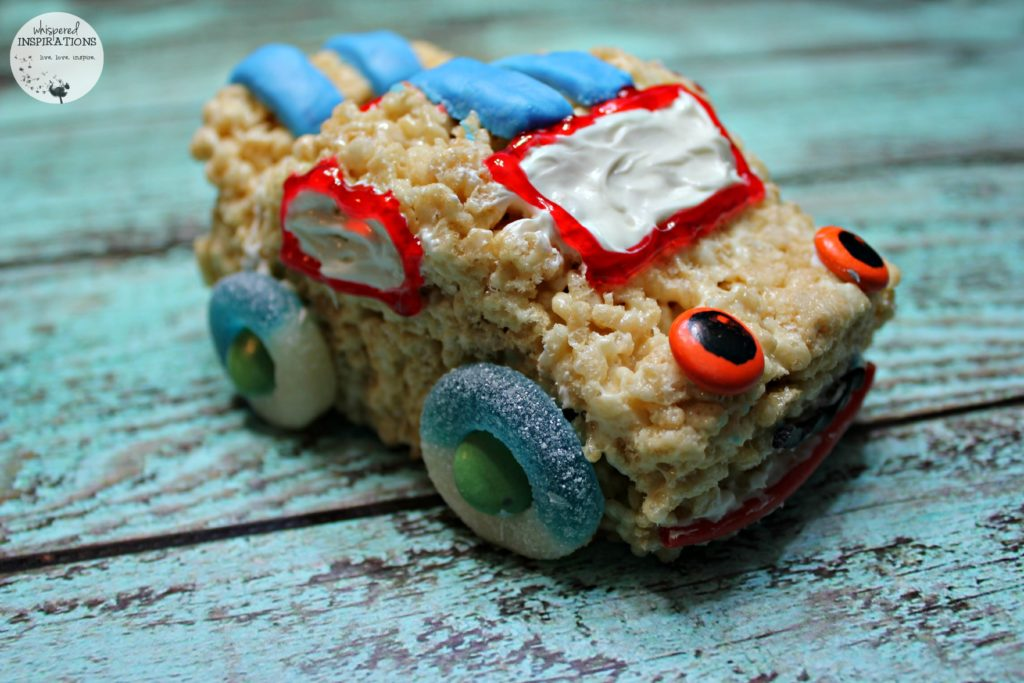 Kellogg's Treats for Toys: Create a Toy, Have Fun & Rice Krispies w/ Salvation Army Will Donate A Toy to A Child in Need. #TreatsForToys