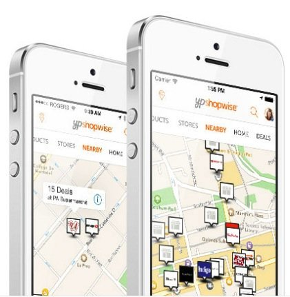 YP ShopWise App: Get Ready for Christmas by Finding the Best Deals Around You and Using Flyers to Find the Perfect Gifts!