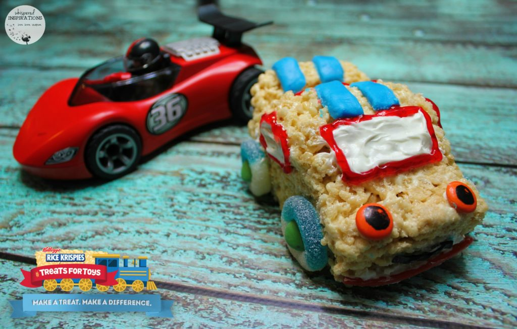 Rice Krispies Treats for Toys Results: See How YOU Made a Difference This Holiday Season. #TreatsForToys