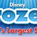 Showcase: Let It Go and Find the LARGEST Selection of Disney Frozen Merchandise in Canada!