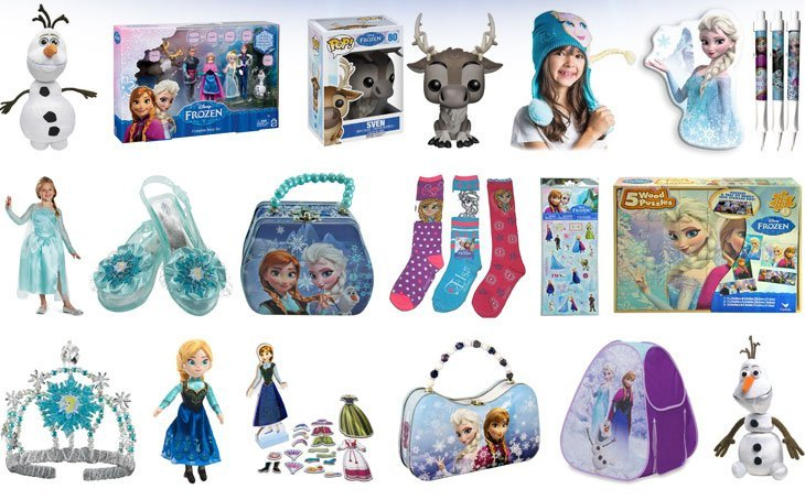 2768ad17101 Showcase  Let It Go and Find the LARGEST Selection of Disney Frozen ...
