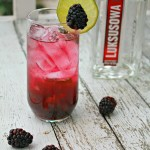 Throw a Valentine's Day Cocktail Party with Luksusowa & These Cocktail Ideas! #recipe