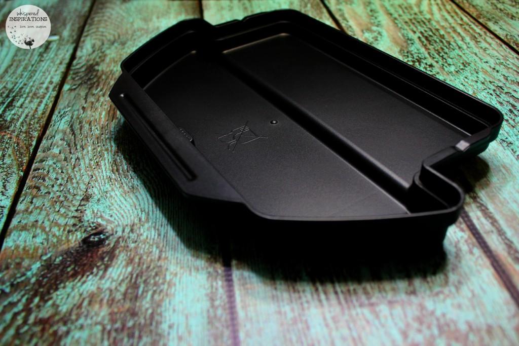 The T-fal Optigrill drip tray.