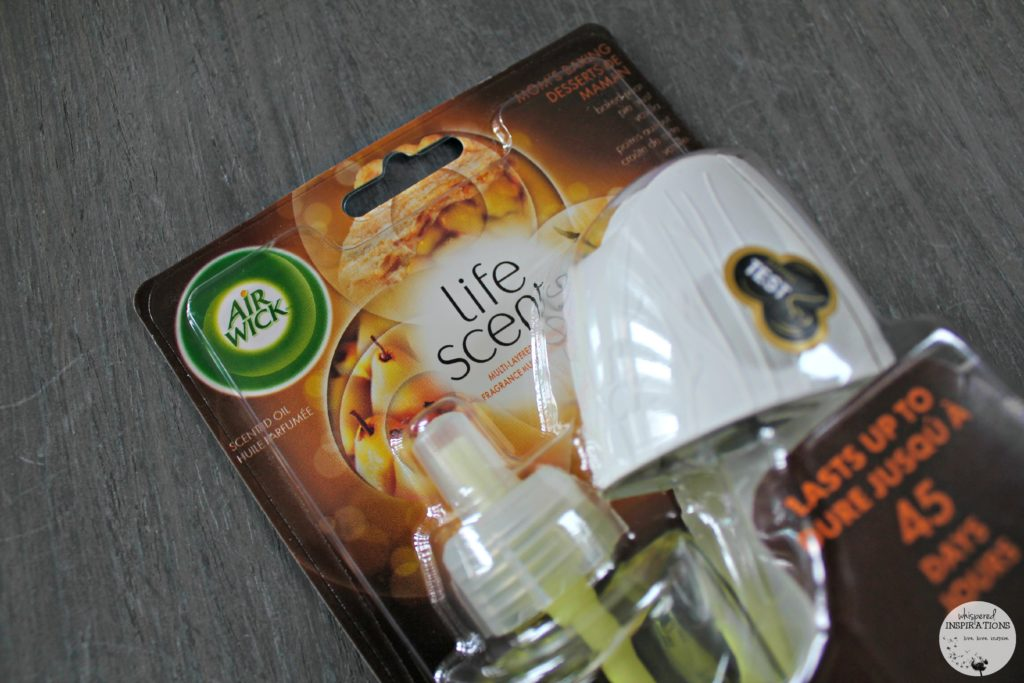 Air Wick Life Scents: Inhale Deeply, Close Your Eyes and Bring Back Childhood Memories. #MyScentStory