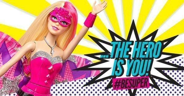 BeSuper-Barbie