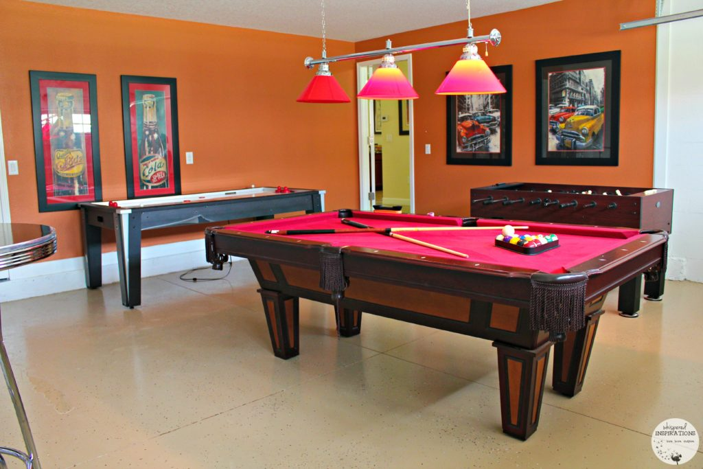Be Entertained with the Game Rooms at Champions Gate & Relax at the Champions Gate Oasis Clubhouse–NOW OPEN! #globalresorts