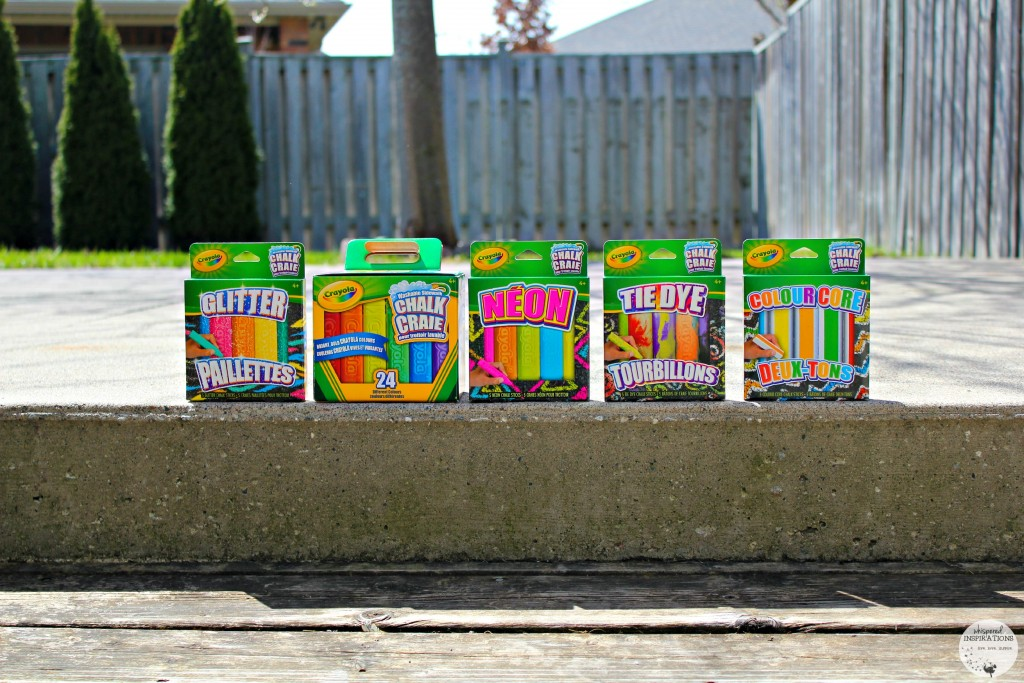 Crayola Outdoor Products