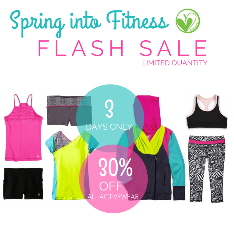 Limeapple  Flash Sale girls activewear image