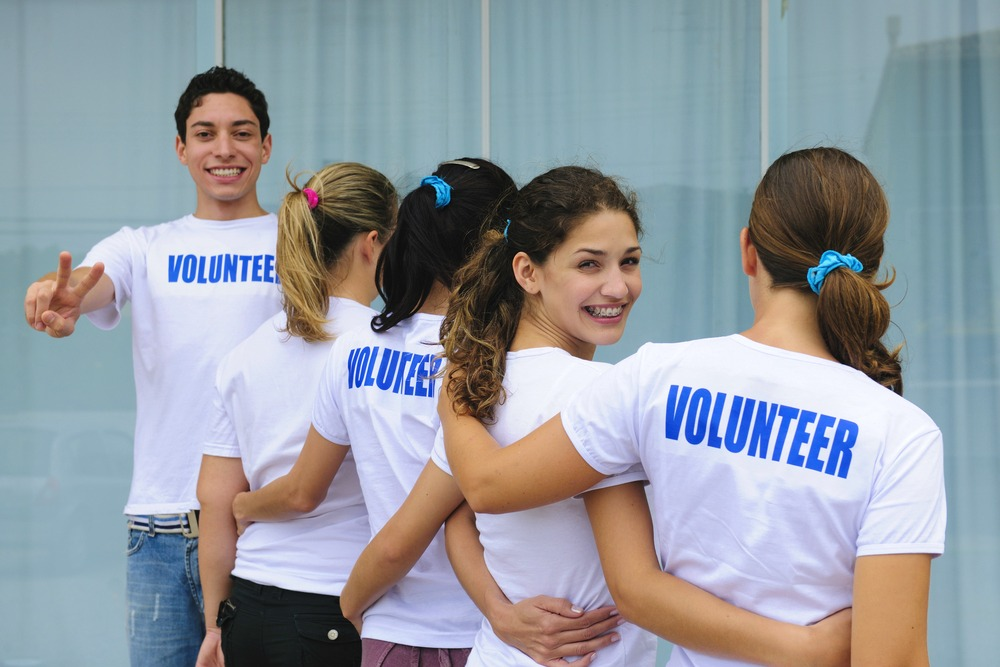 kids-volunteering