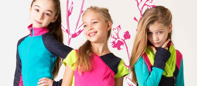 spring into fitness sale girls activewear true colors picture