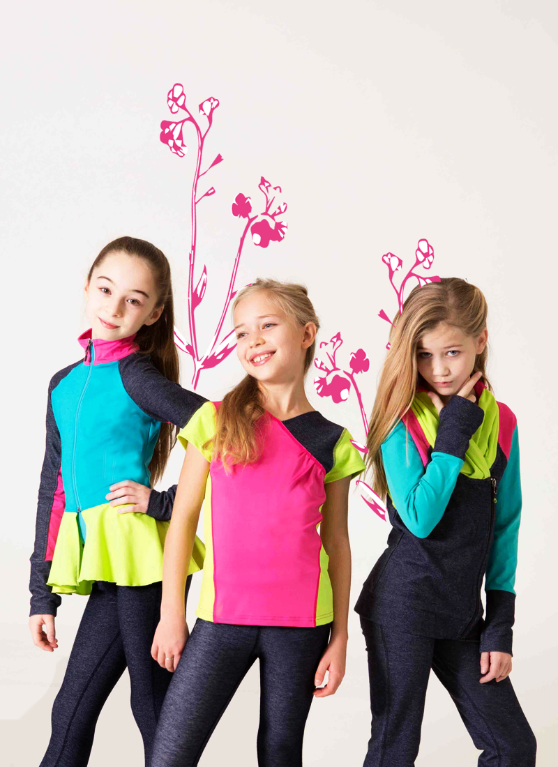 Spring Into Fitness with Limeapple with A 30% Off FLASH SALE on Girls Activewear This Weekend Only! #fashion