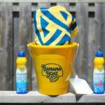 Banana Boat SunComfort Sunscreen Spray & The Banana Boat Sand Challenge!