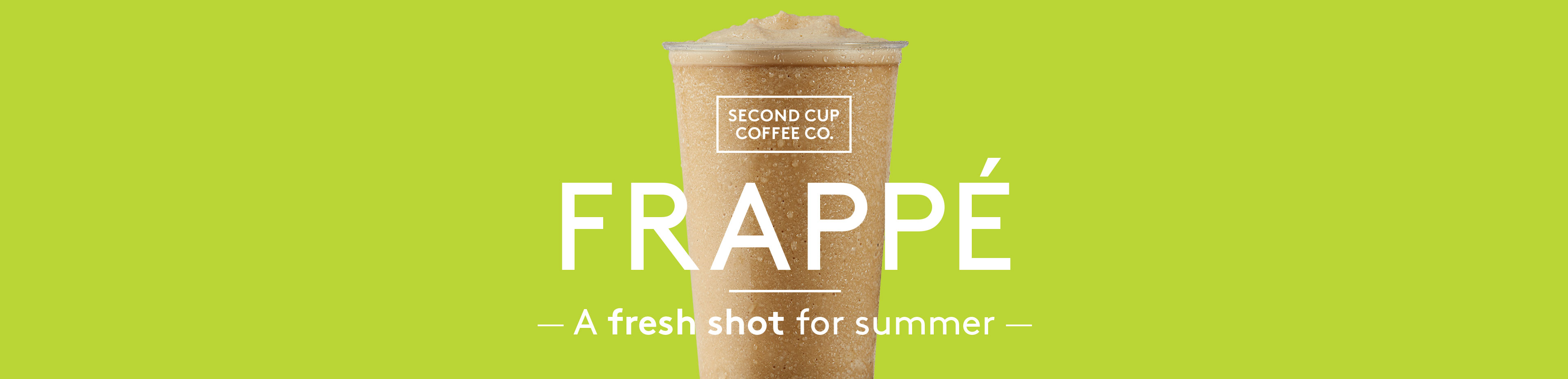 Celebrate the Frappe & Enter to WIN a $140 Prize Pack! #giveaway