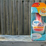 Schick Intuition's Revitalizing Moisture Razor in Tropical Citrus, Enter to WIN One and Review It For Yourself!