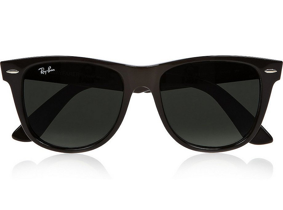 92c3c113ae All Black Ray Ban Wayfarer