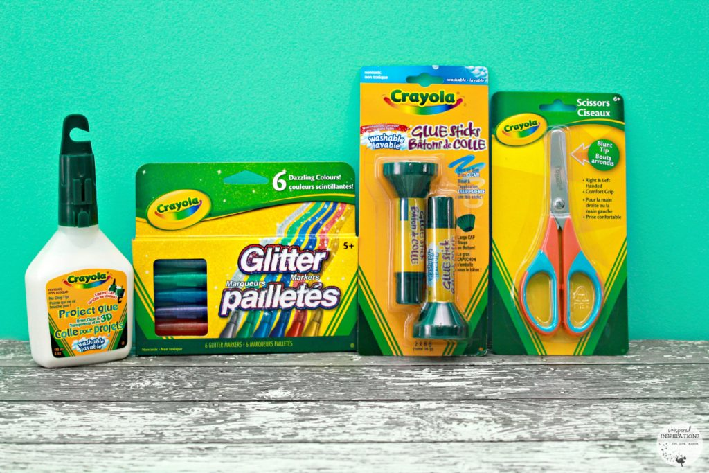 Back to School Tips with Crayola + A $50 Prize Pack Giveaway!