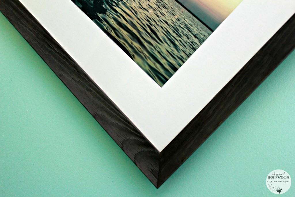 Barnwood Frame from Posterjack