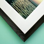Barnwood Frames with Posterjack: Reminiscing and Bringing the Ocean Home. #12PrintsProject