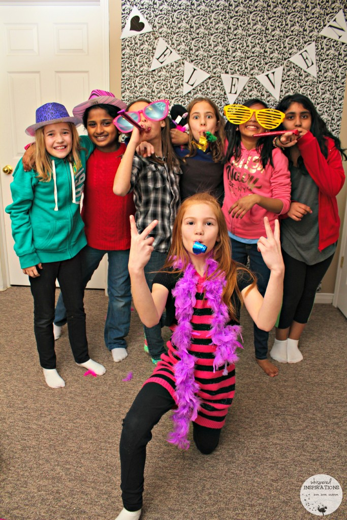 Tween Sleepover Party Ideas. #DIY
