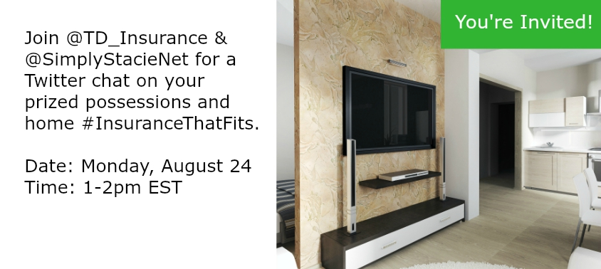 TWITTER CHAT ALERT: Join Us at the #InsuranceThatFits Twitter Chat on August 24th!