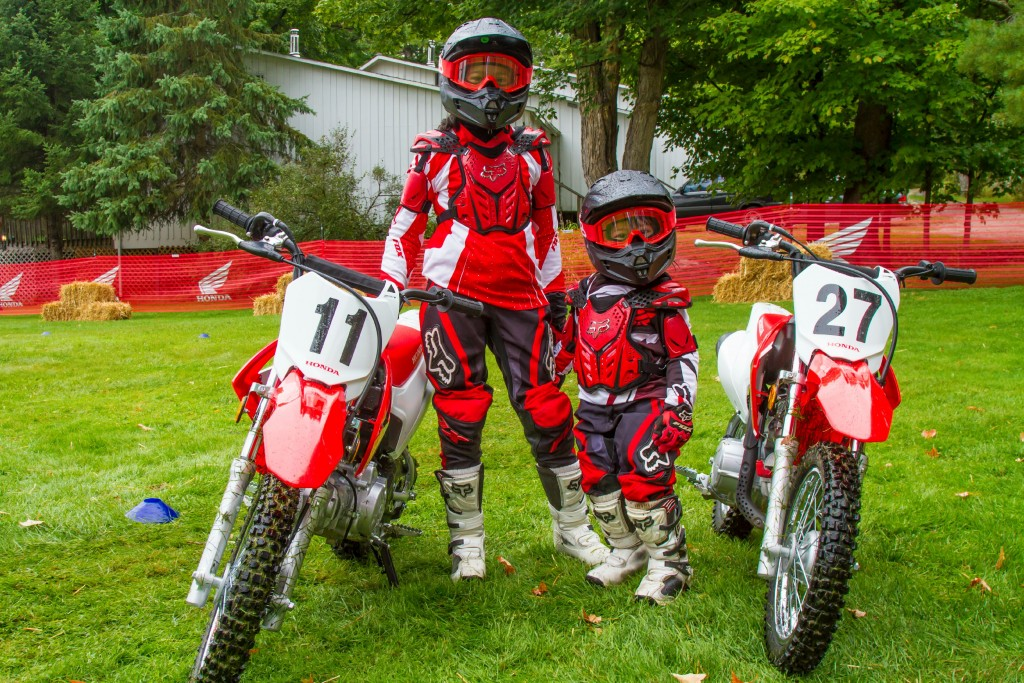 Honda Junior Red Riders-21