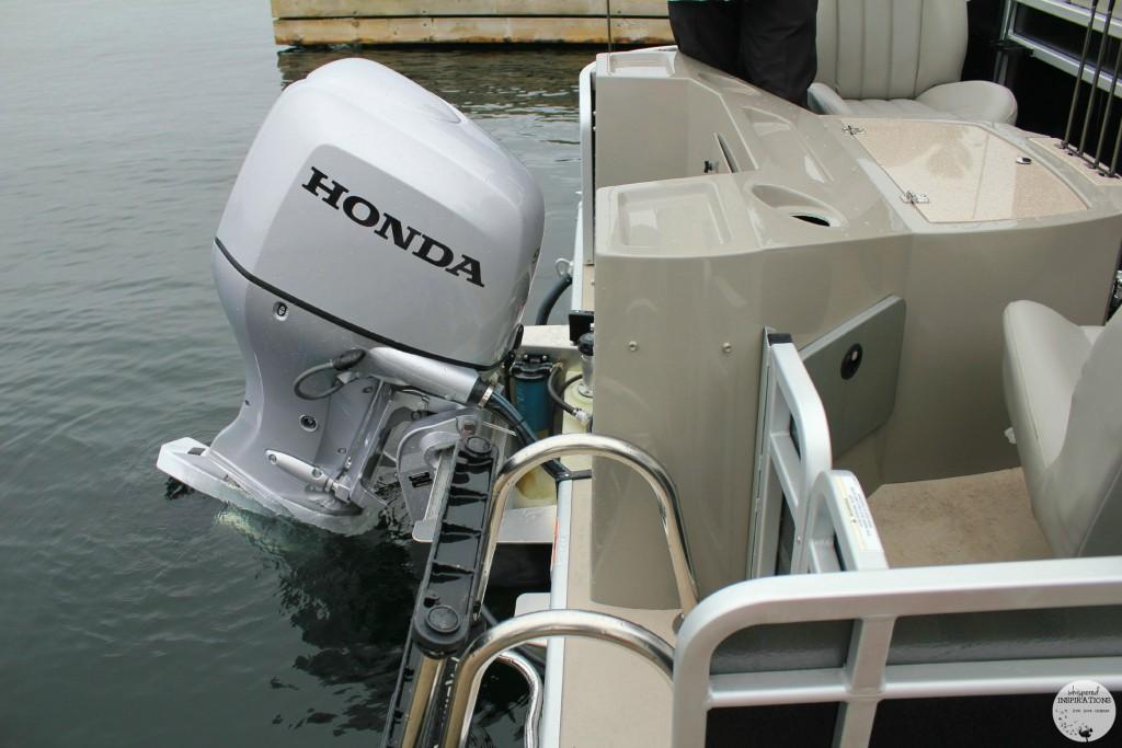 Honda Pontoon Boat-02