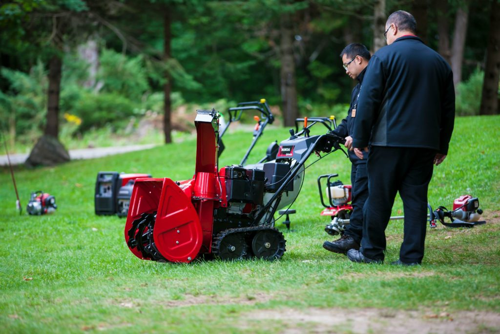 Honda Power Equipment: Getting Familiar with Honda's Lawnmowers, Trimmers, Tillers and Generators. #CampHonda
